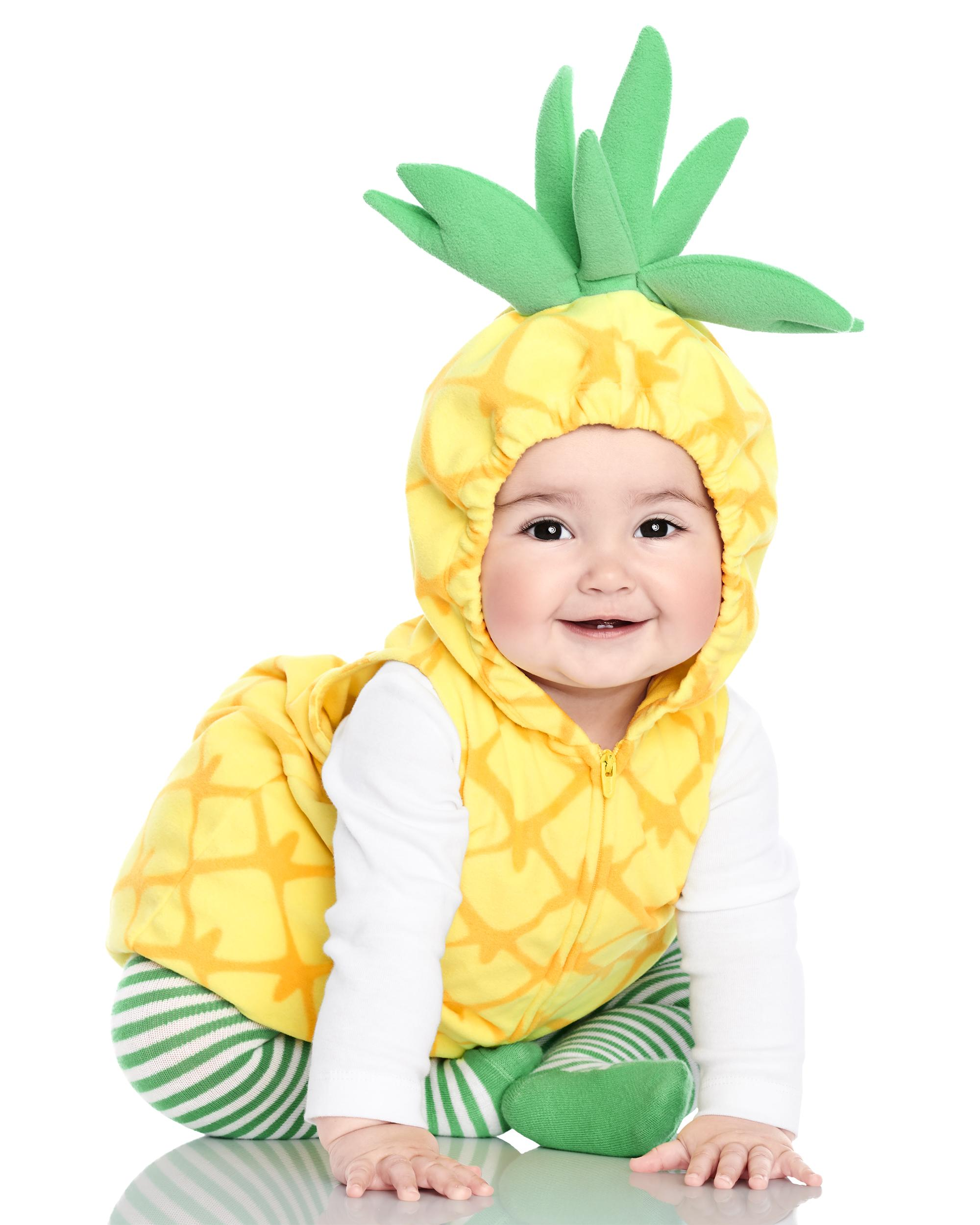 Pineapple Baby Halloween Costume