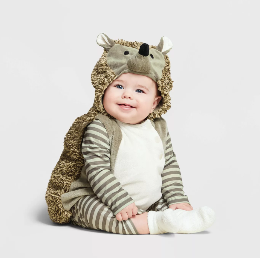 21 Cute Baby Halloween Costumes