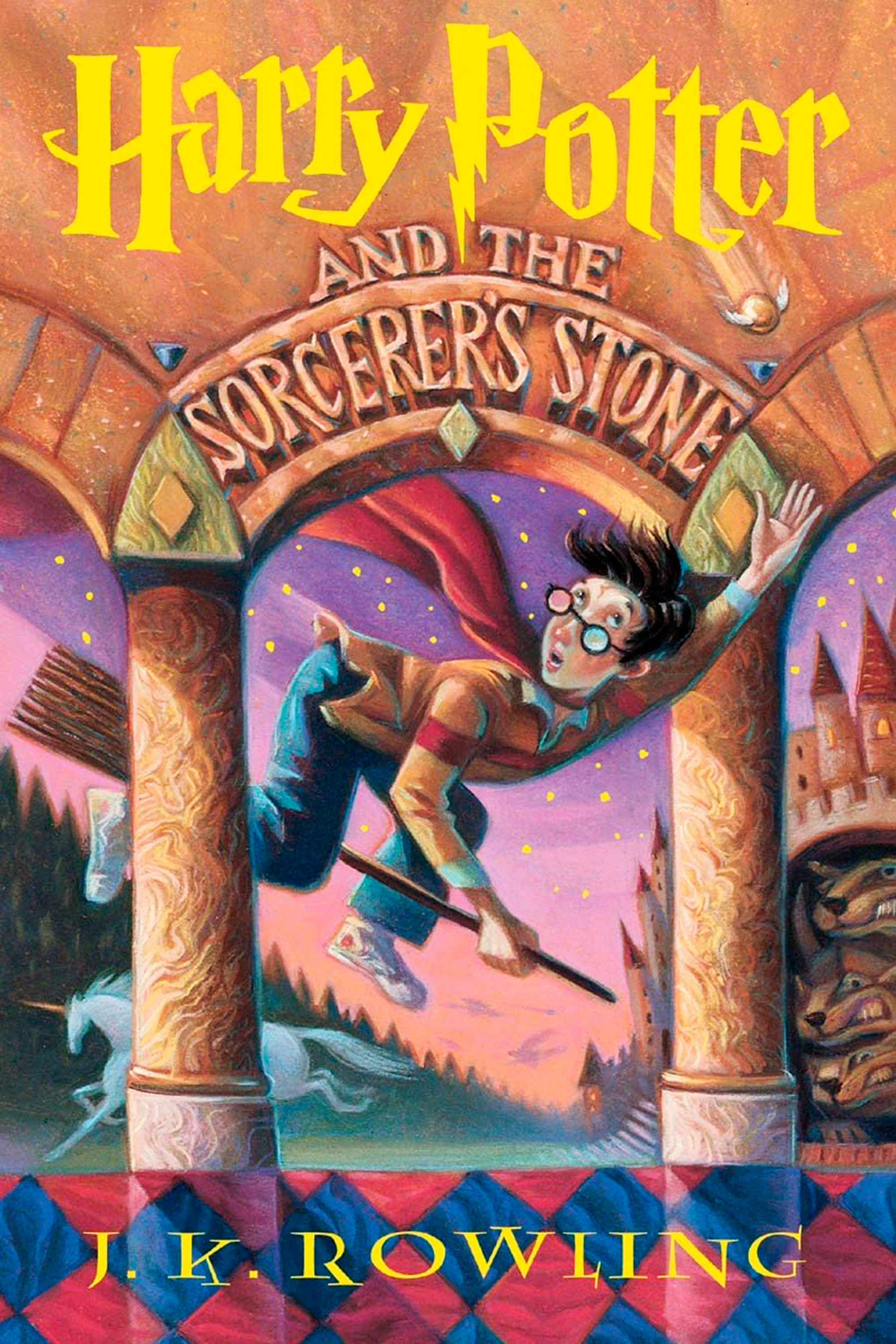 Harry Potter Books Removed from Nashville School Library on the Advice of Exorcists