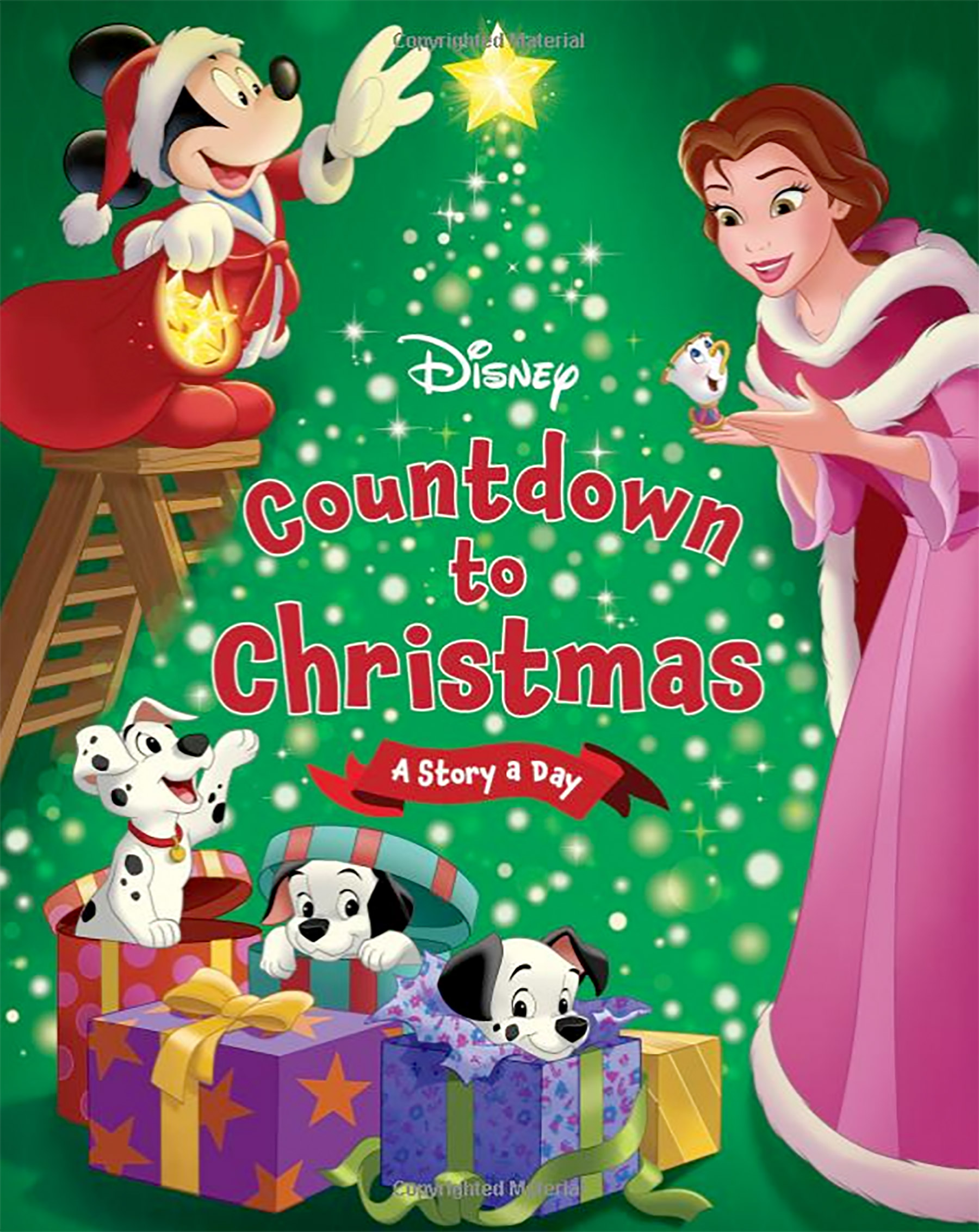 Disney Countdown to Christmas A Story A Day