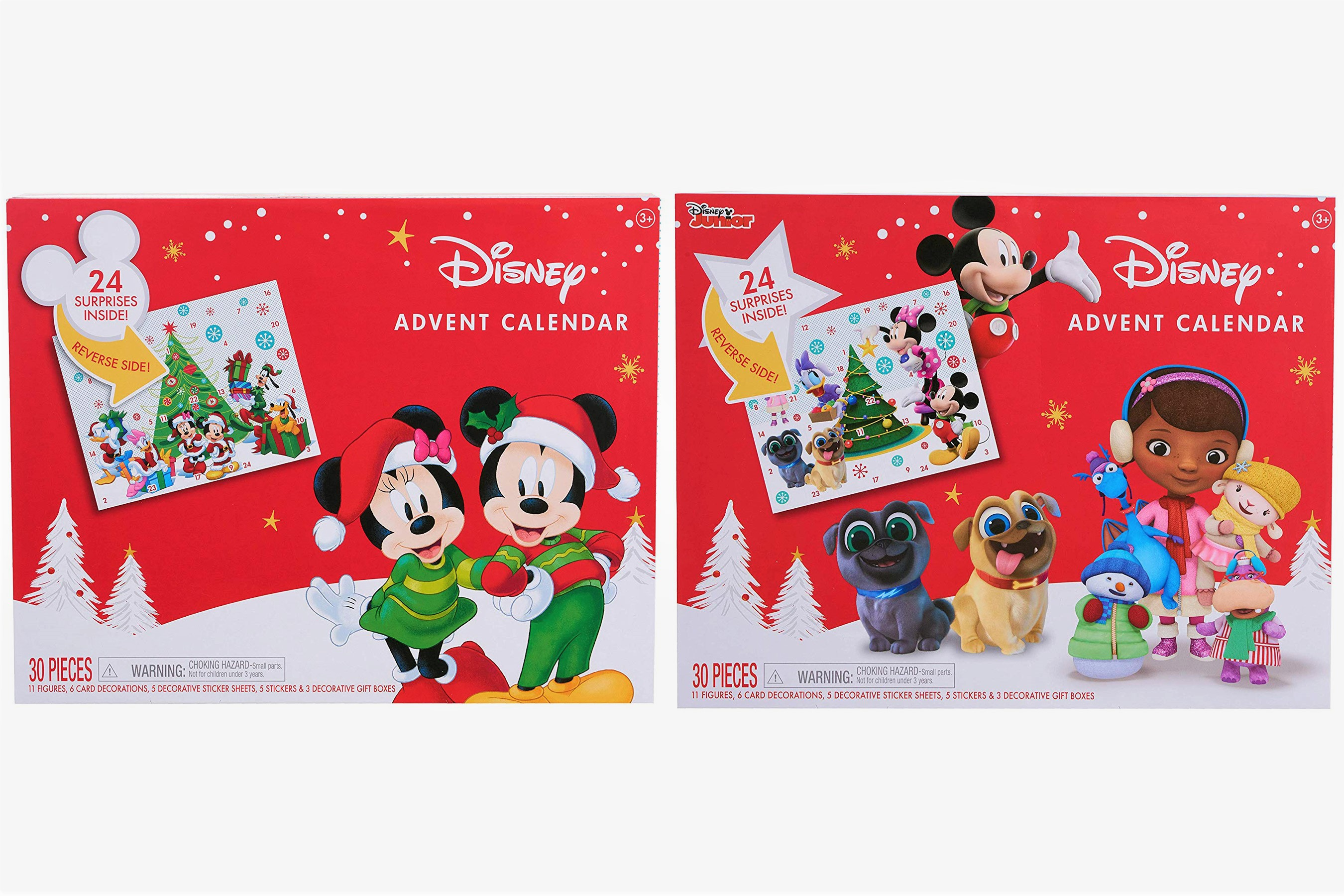 Disney Just Launched Two New Advent Calendars on Amazon After Its Last One Sold Out