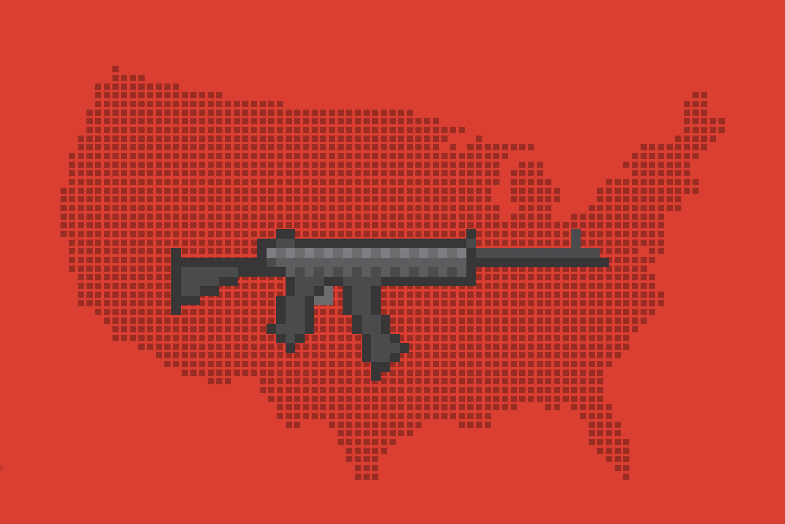 Are Video Games Really to Blame For America's Gun Problem