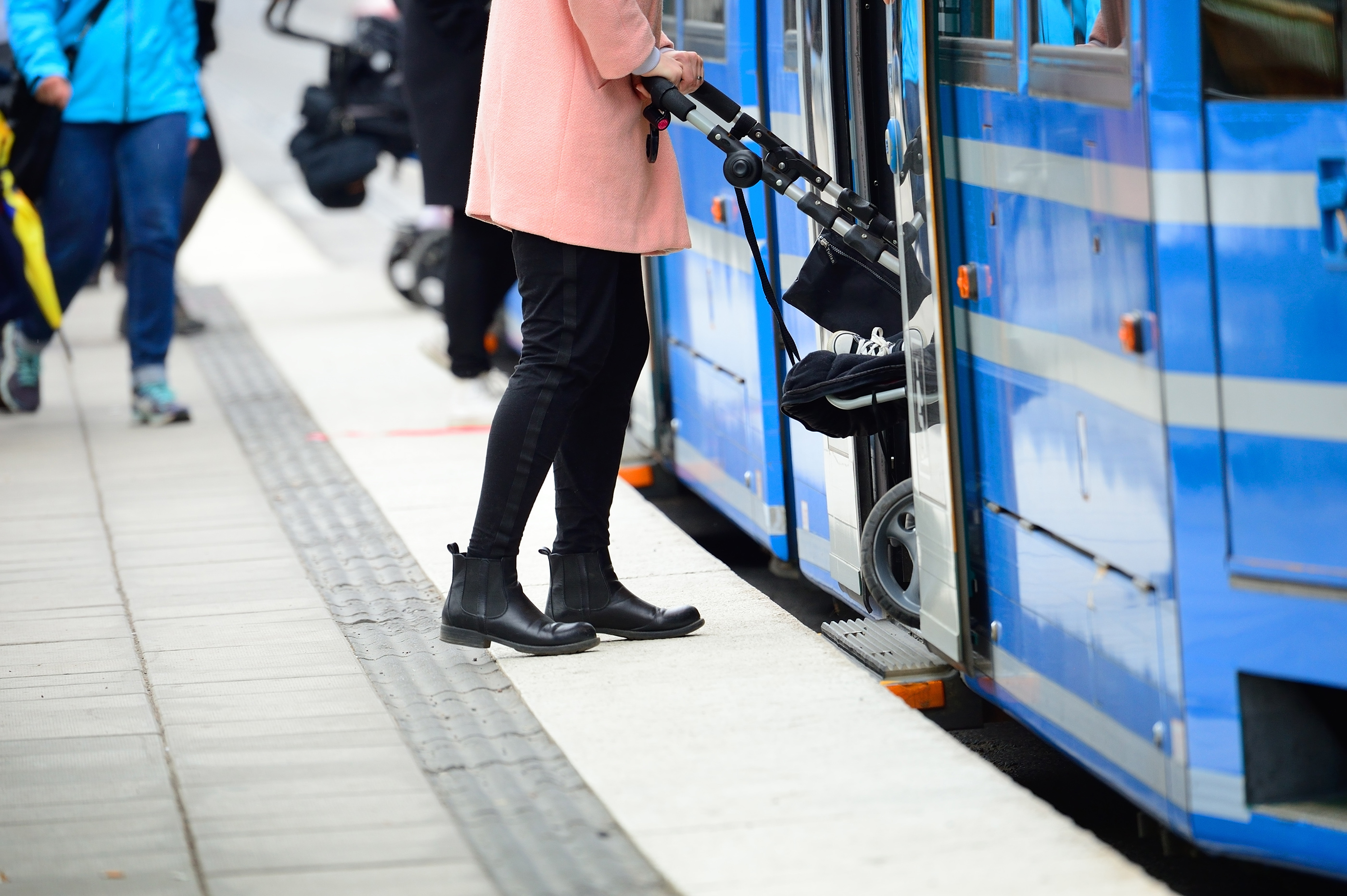 Strollers Can Be Dangerous on Public Transit. Here's What Parents Should Know