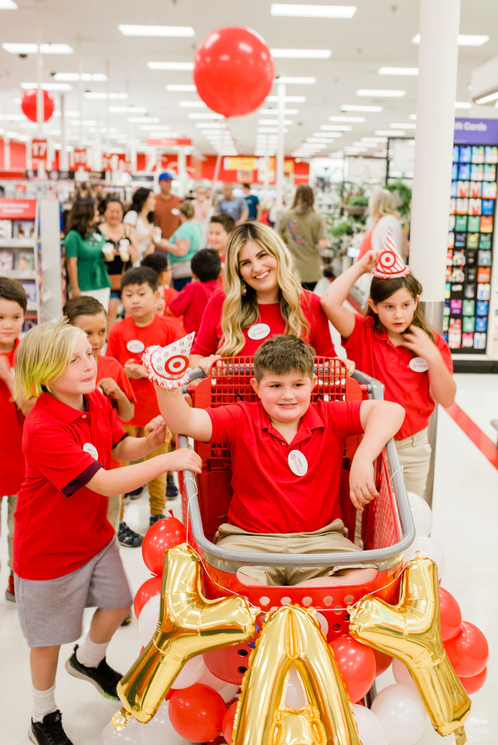 This Boy's Target-Themed Birthday Party Will Be the Envy of Bargain-Loving Moms Everywhere