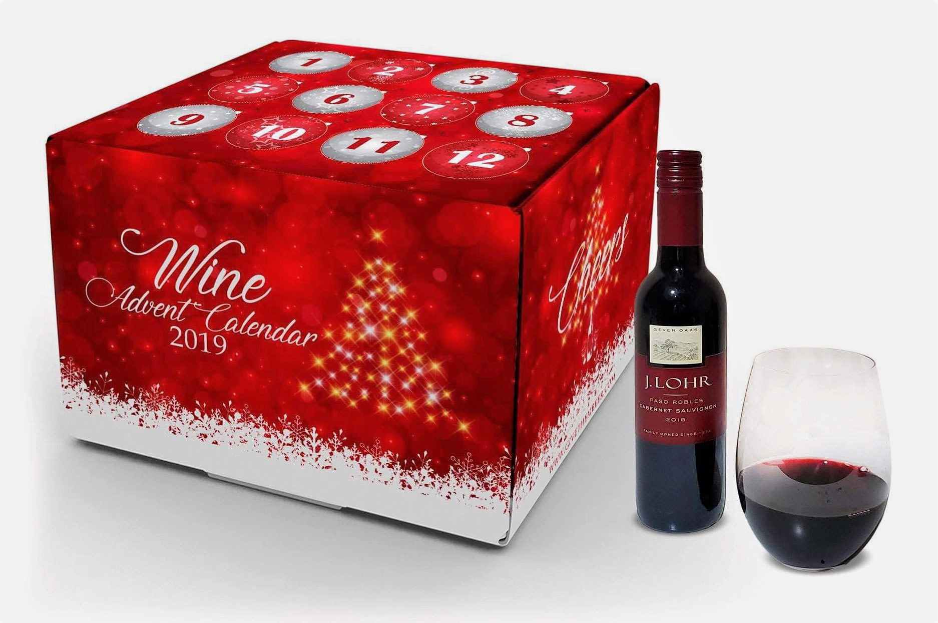 GiveThemBeer.com Wine Advent Calendar 2019