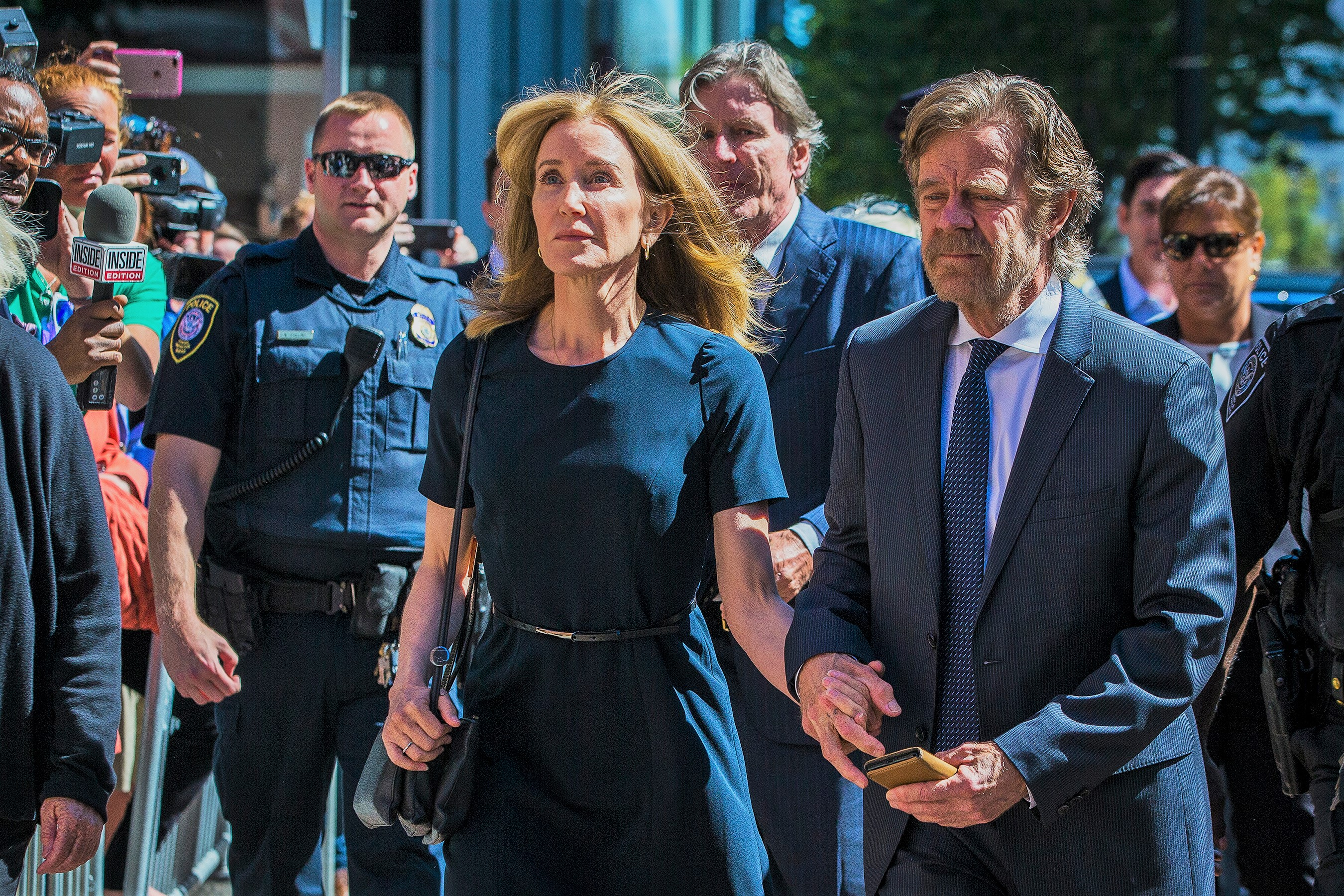 Felicity Huffman Sentenced to 14 Days Behind Bars in College Admissions Scam