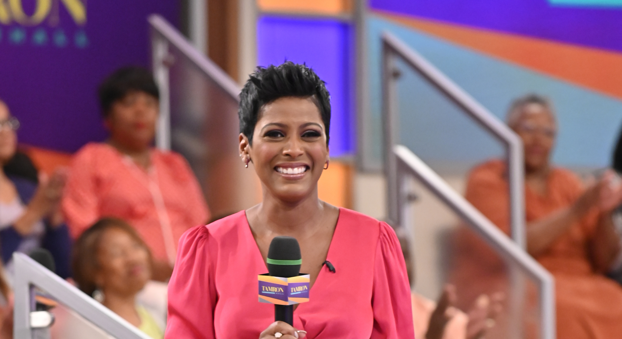Tamron Hall Is Offering 'Hope & Knowledge' About IVF on Her New Talk Show