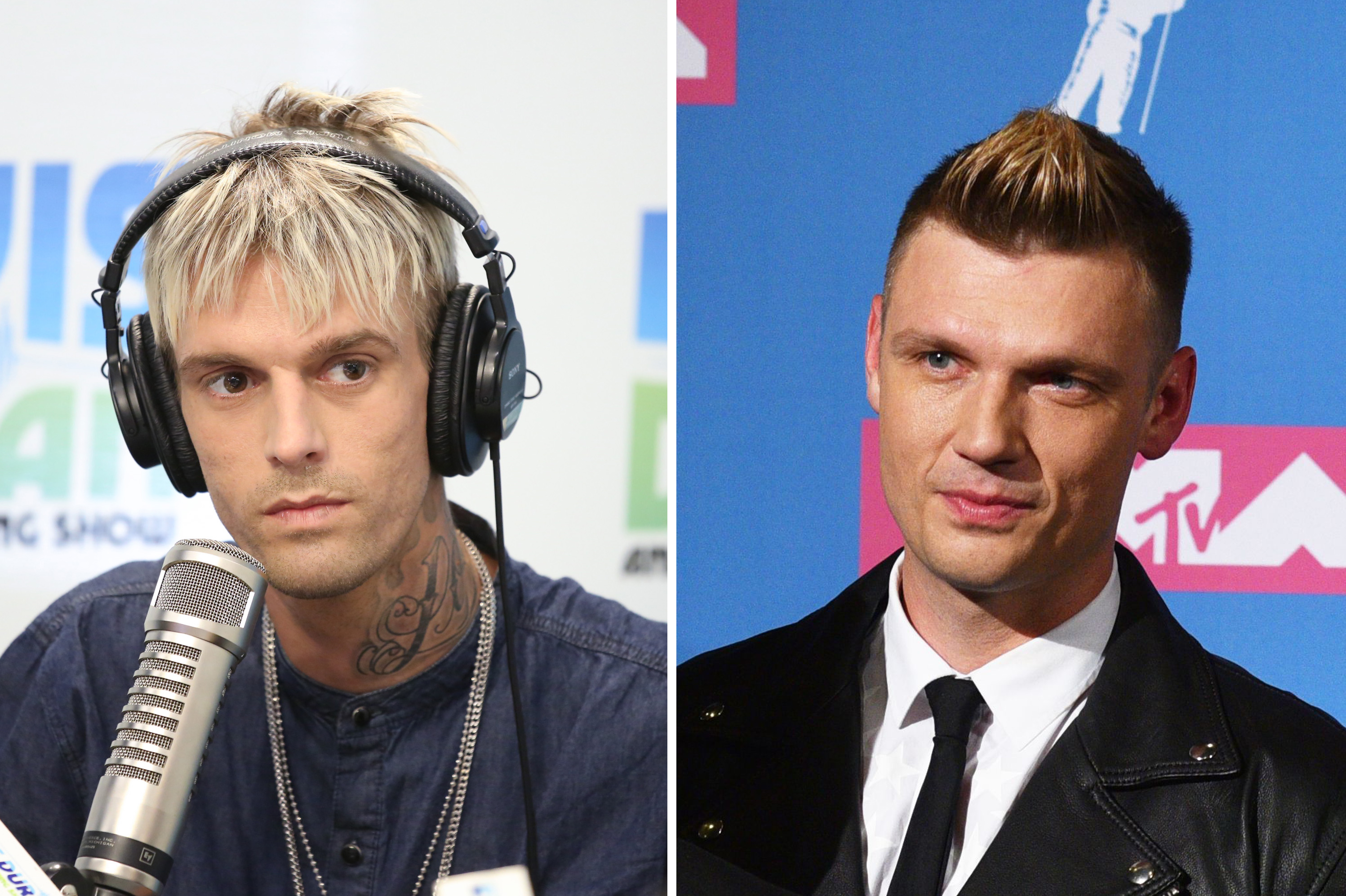 Nick Carter Gets Restraining Order Against Aaron, Claims Brother Threatened to Kill Pregnant Wife