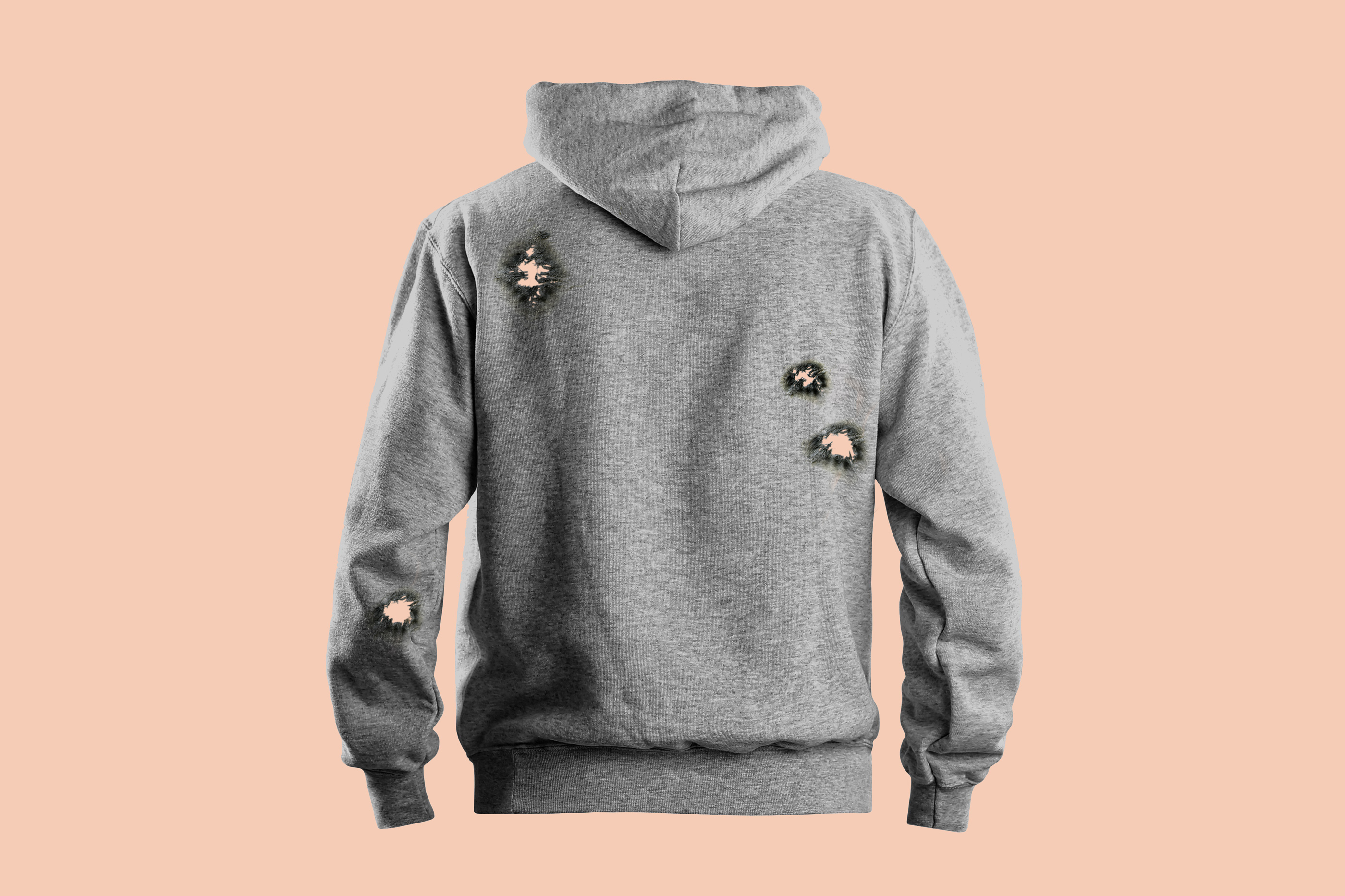 Fashion Brand Creates Bullet Hole-Ridden School Shooting Hoodies, Facing Outrage and Backlash