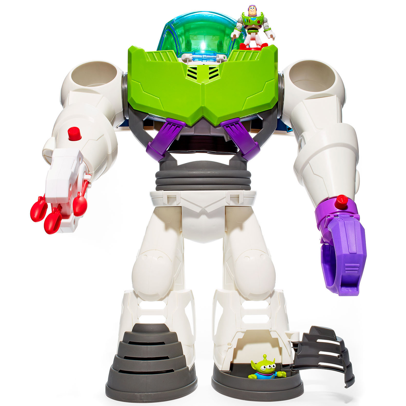 Fisher-Price Imaginext Toy Story 4 Buzz Bot