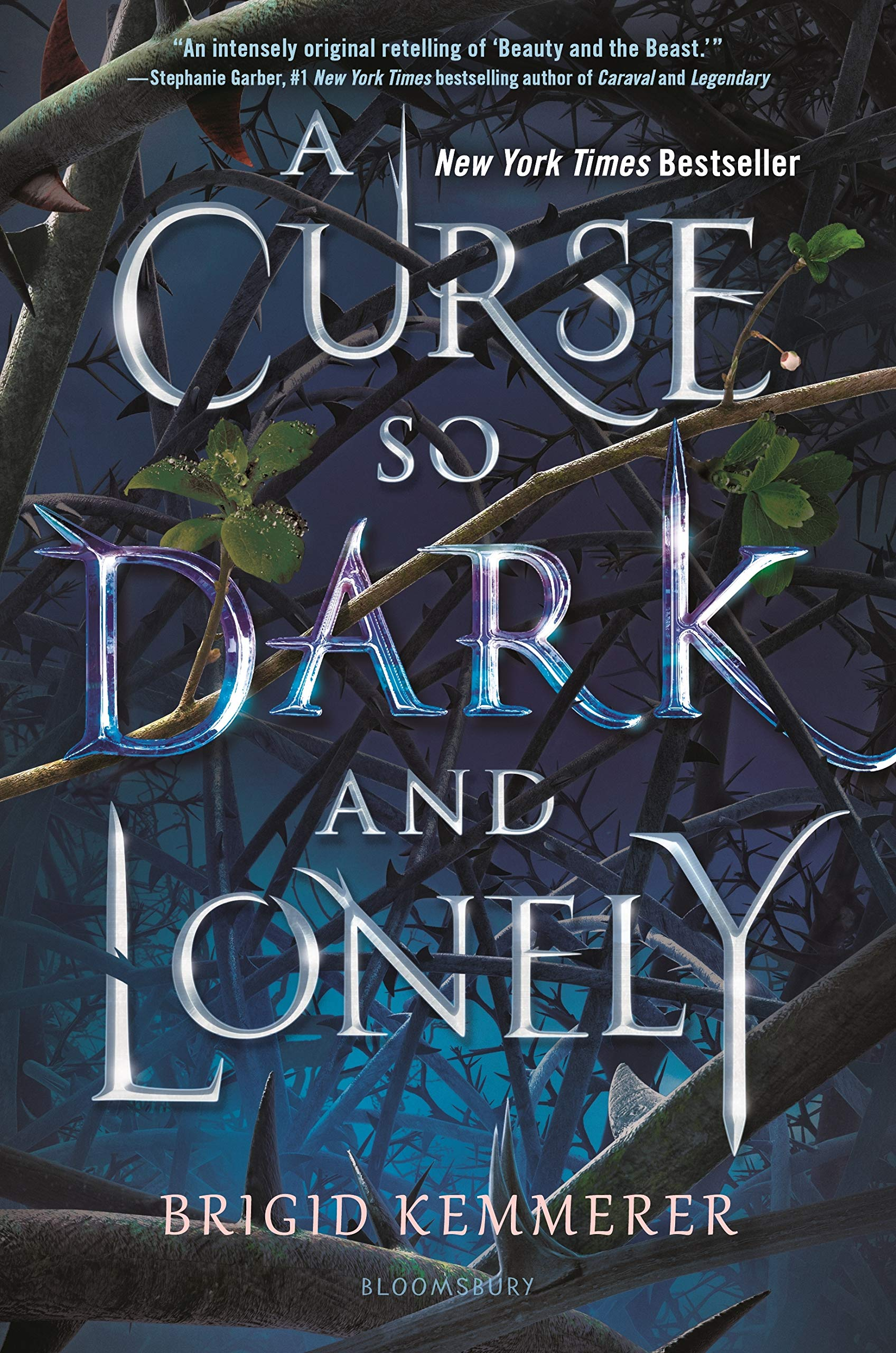 """Written by Brigid KemmererIn this fairy-tale retelling, a prince is doomed to continuously repeat the autumn of his eighteenth year unless a girl falls for him. The problem: He turns into a beast just when he has a chance to break the curse. """"I absolutely couldn't stop reading,"""" says Lili, a high-school junior. """"The short chapters kept the storyline from getting boring. The transitions between the old, cursed land and the current world we know were great."""" Our teen testers are looking forward to the follow-up, A Heart So Fierce and Broken, which comes out in January."""