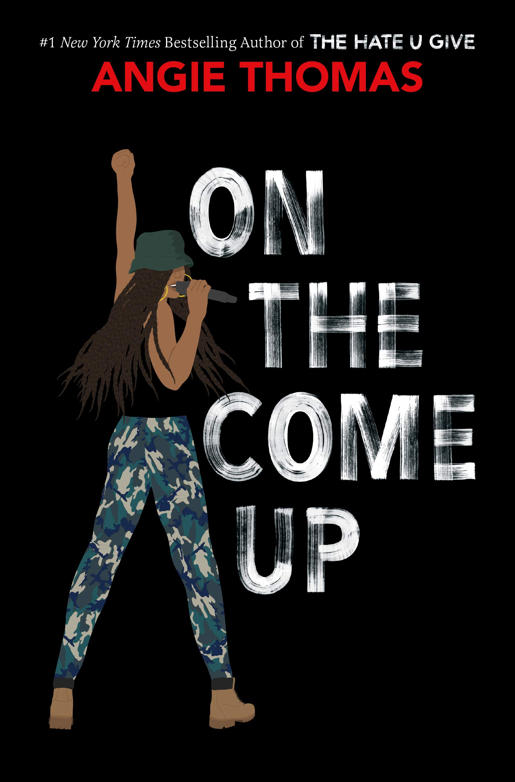 """Written by Angie ThomasIn this new work from the author of The Hate U Give, the daughter of an underground hip-hop legend records the song """"On the Come Up"""" to protest racial profiling, but some see it as inciting violence. """"I was engrossed from the first chapter,"""" says Katherine, a high-school senior. """"The dialogue is so real, and helps convey a powerful message about prejudice."""""""