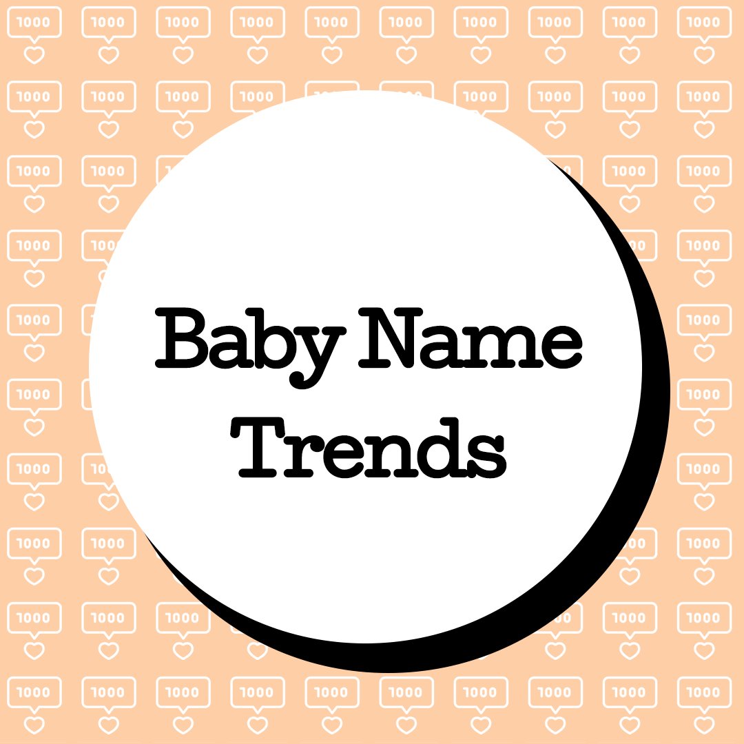 Baby Name Trends title card