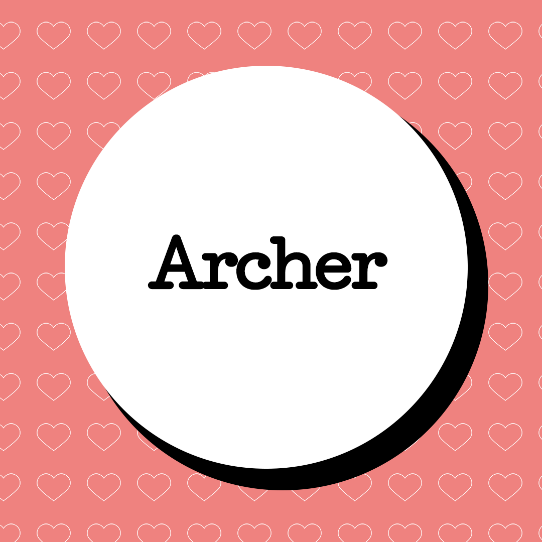 Archer Baby Name