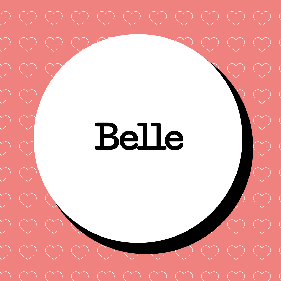 Belle Baby Name