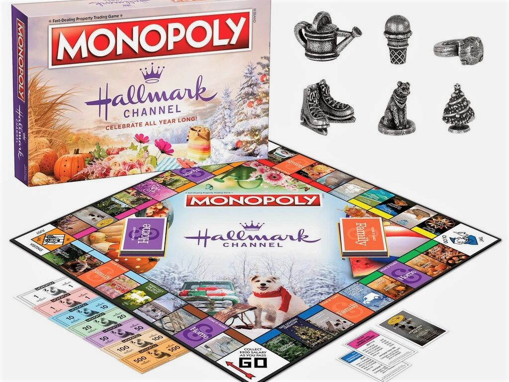 Hallmark Channel Monopoly Goes on Sale This Week