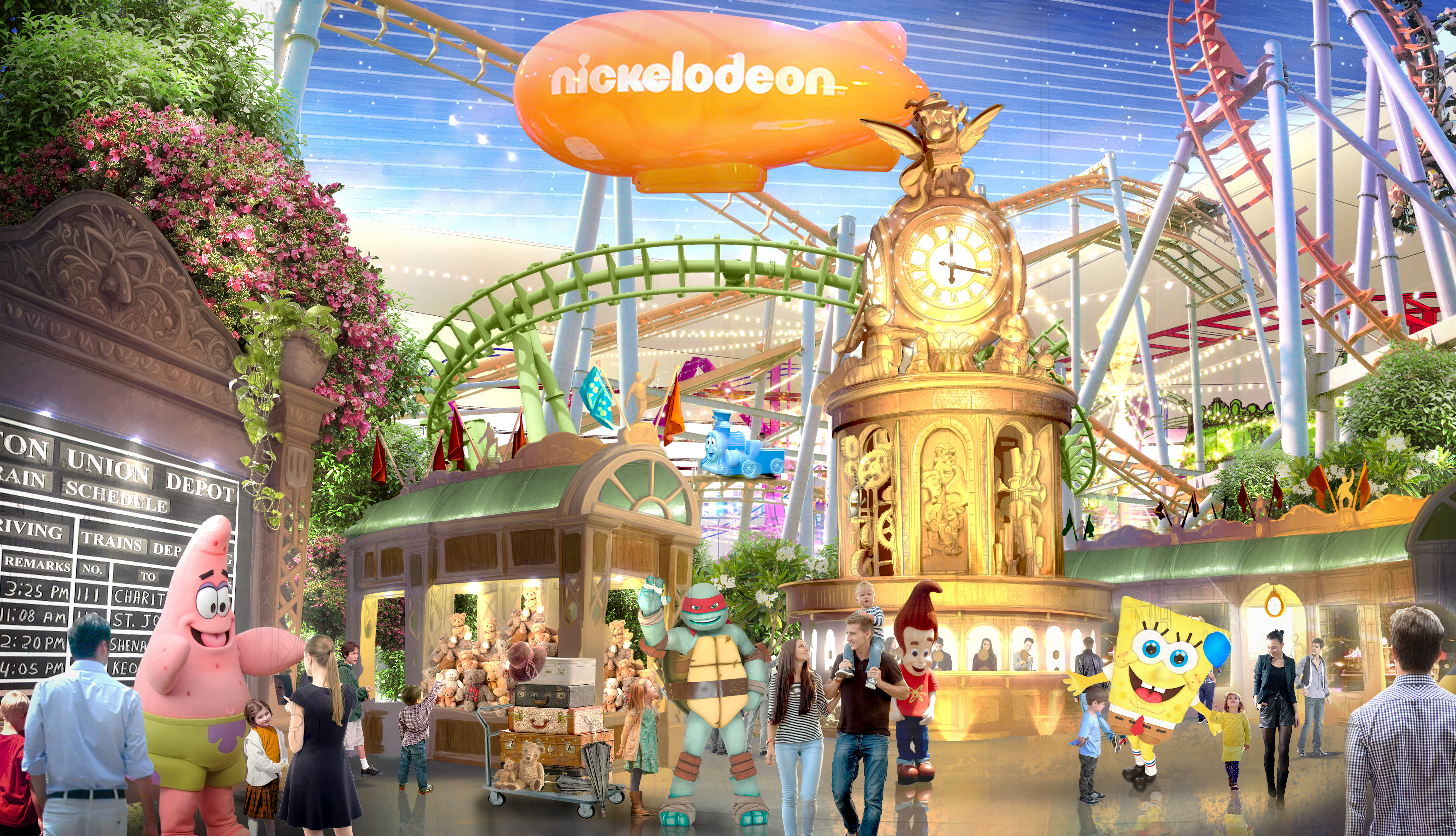 5 Reasons Why Nickelodeon Universe Is Not Just an Average Theme Park