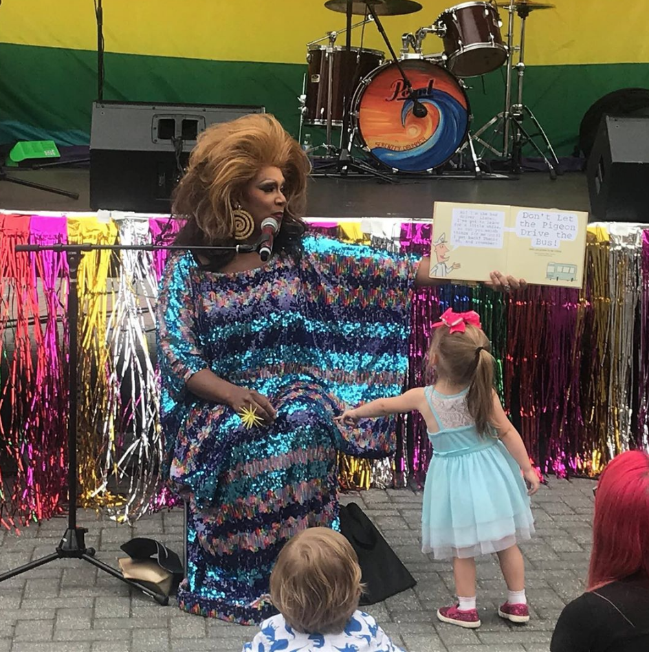 Drag Queen Story Time