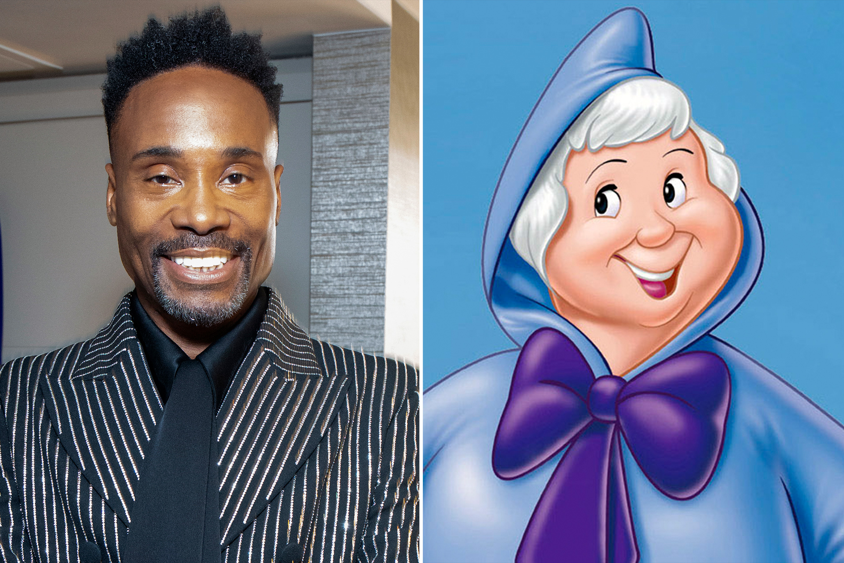 Billy Porter Will Play the Fairy Godmother in Latest Live-Action Cinderella Movie: 'I'm Ready'