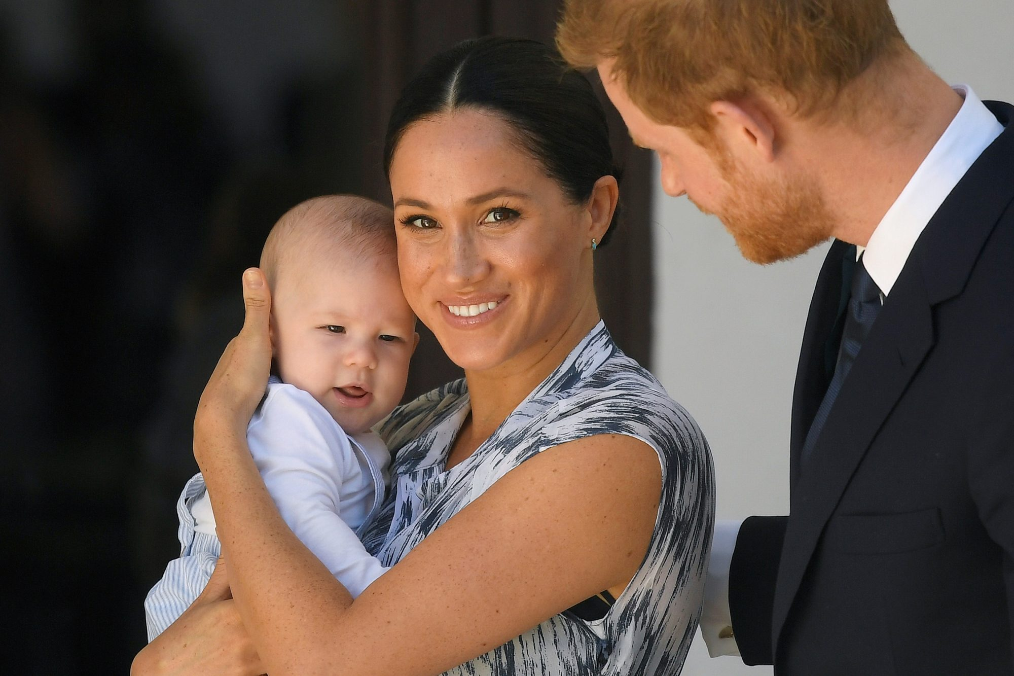 Prince Harry Is Dropping Hints About Baby No. 2 with Meghan Markle!