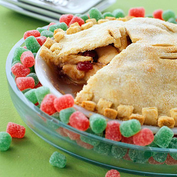 Christmas Apple Pie