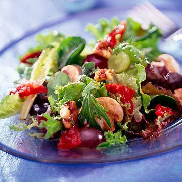 Herbed Winter Salad