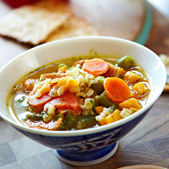 Chicken Dill Soup