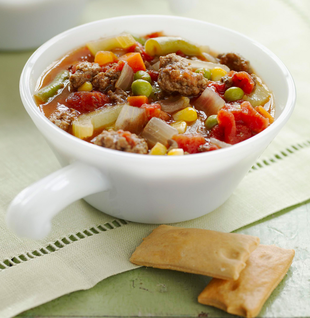 Kansas City Steak Soup