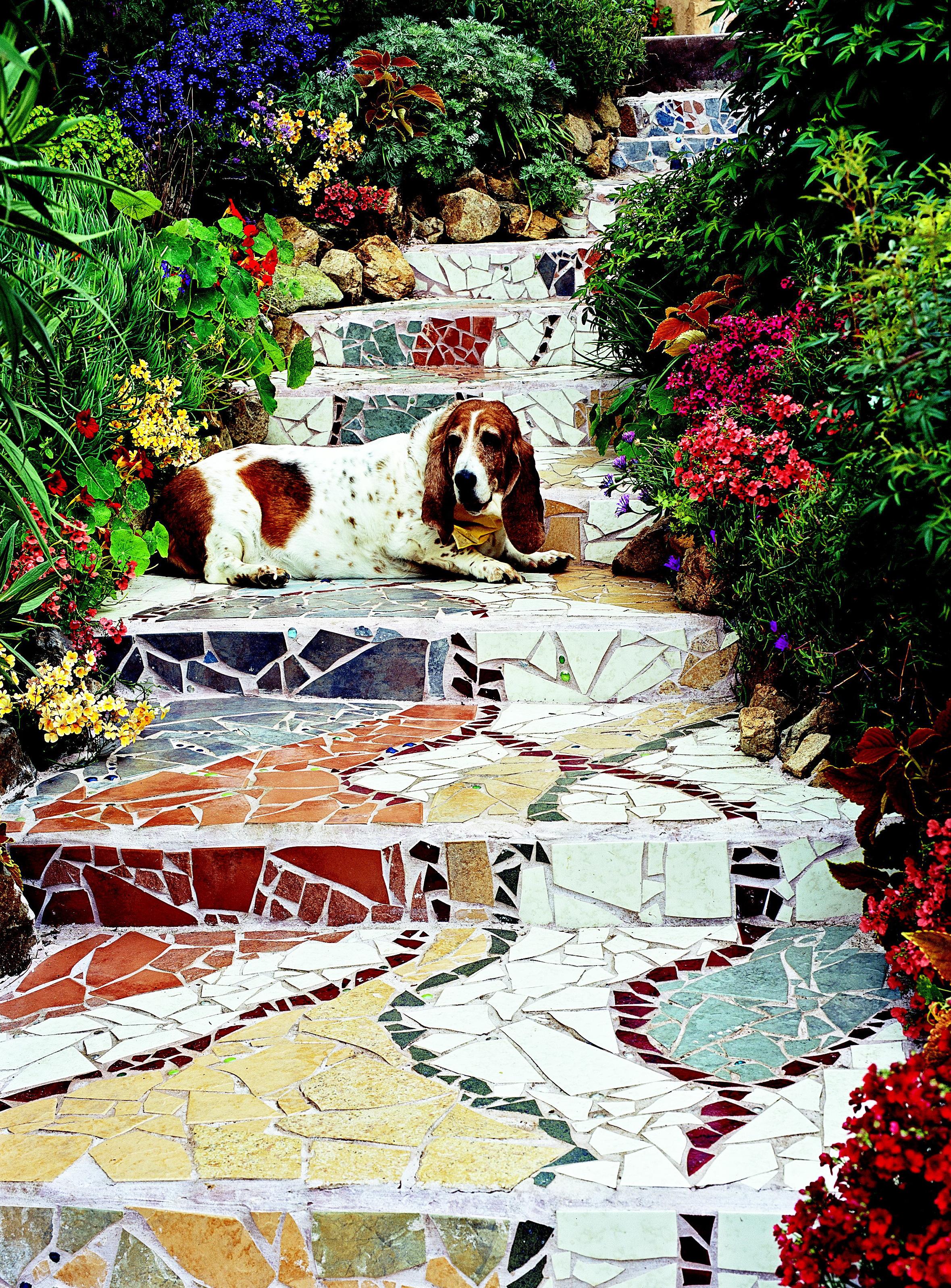 Swirling steps