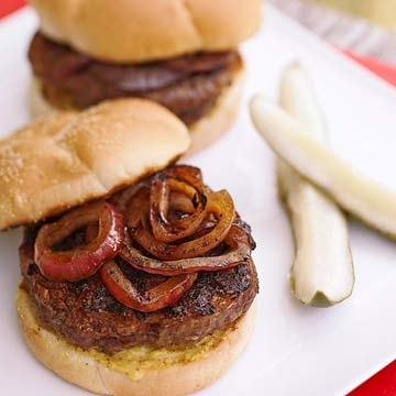 Double-Beef Burgers