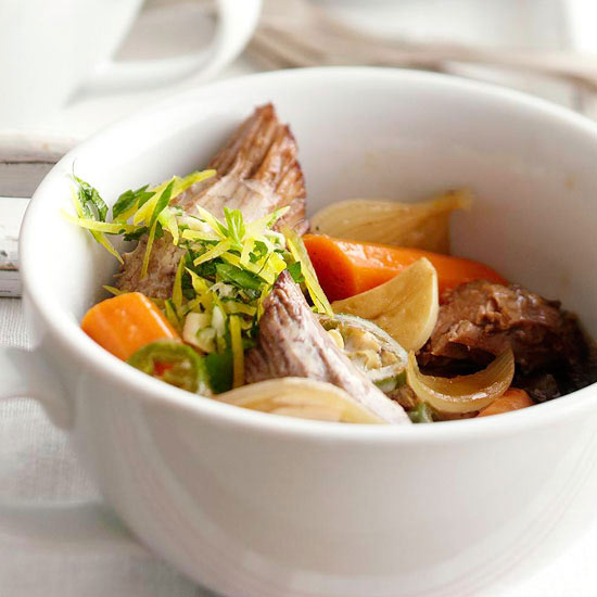 Cappuccino Pot Roast