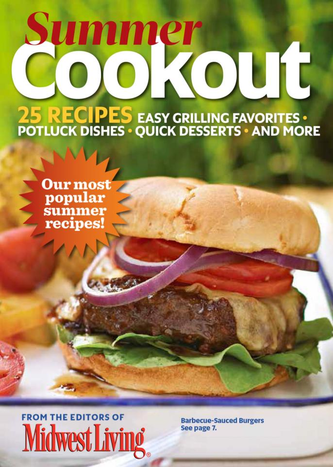 Free summer cookout guide
