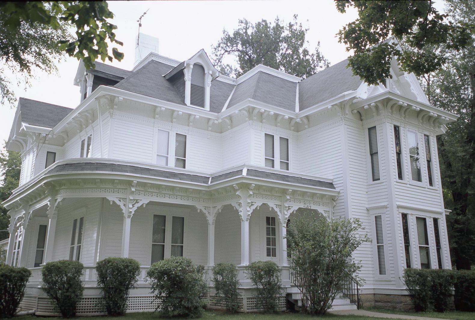 Harry S. Truman's boyhood home