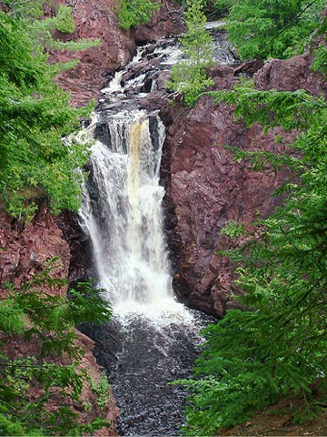Copper Falls State Park, Wisconsin
