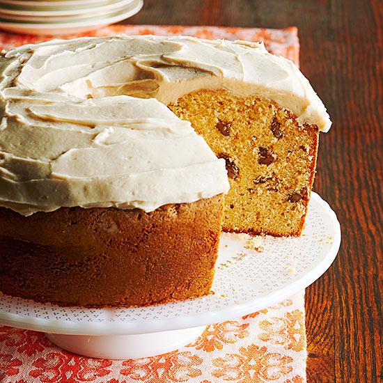 My My's Brown Sugar Pound Cake