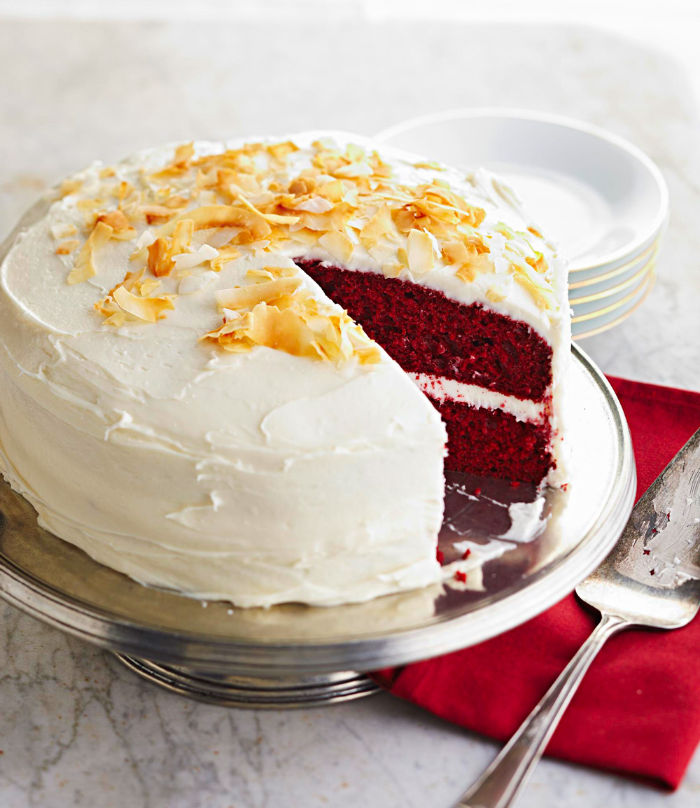 Fabulous Red Velvet Cake