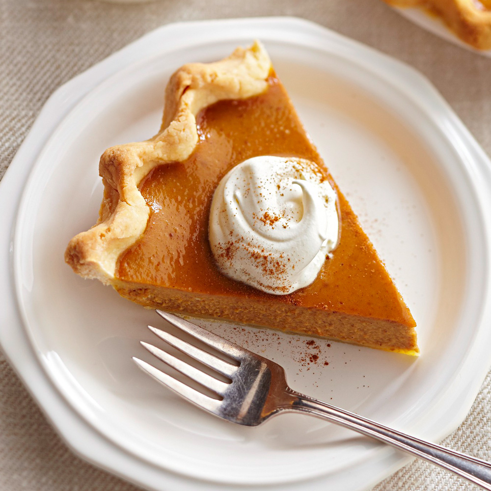 Mommy's Pumpkin Pie
