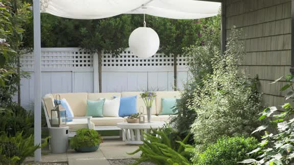 One-Minute Inspiration: Outdoor Living