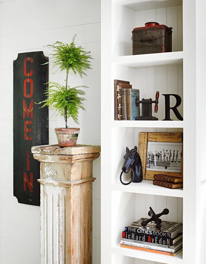 Storyteller shelves
