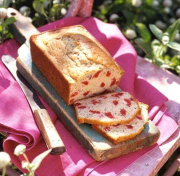Very Cherry Nut Bread