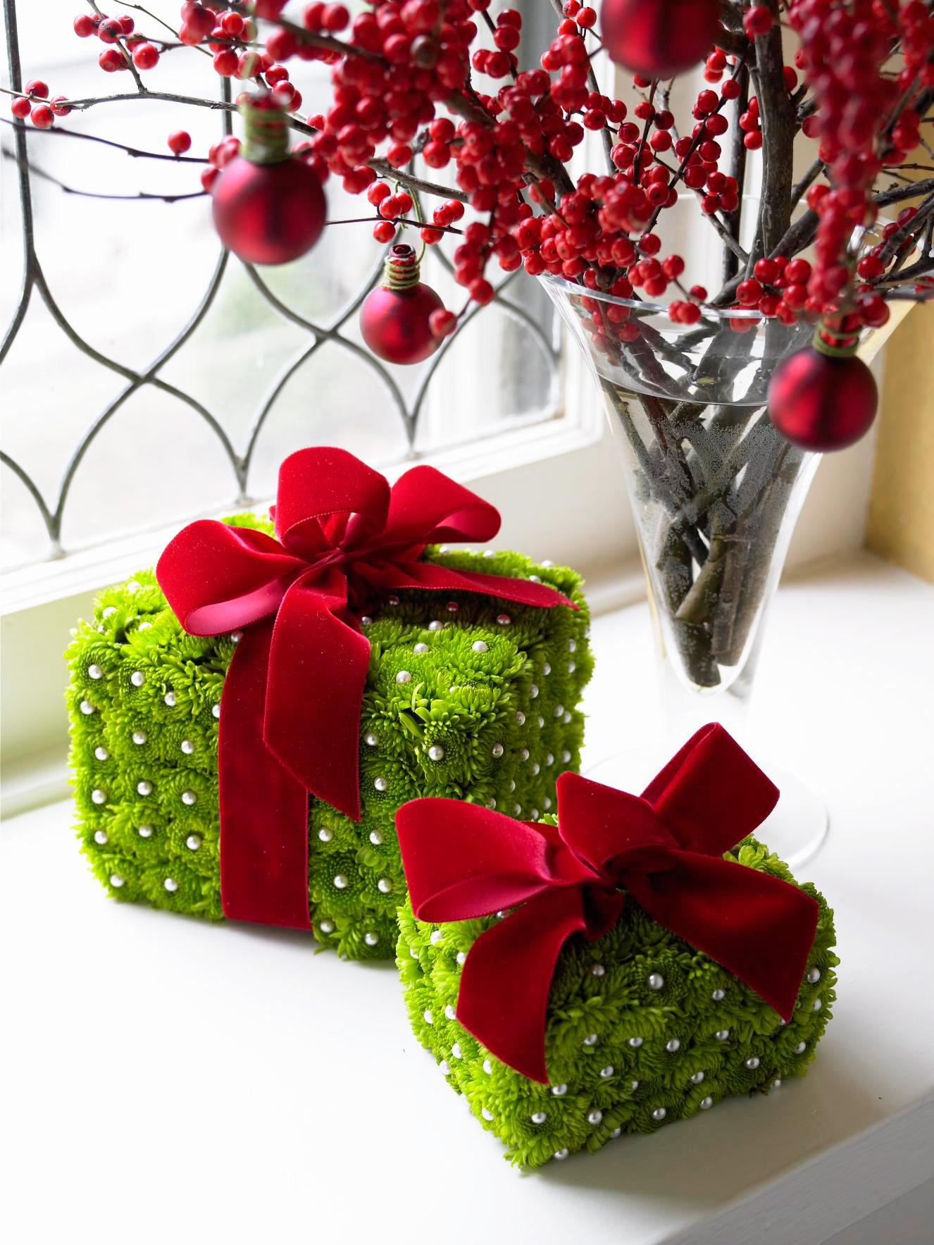 "Flower ""presents"""