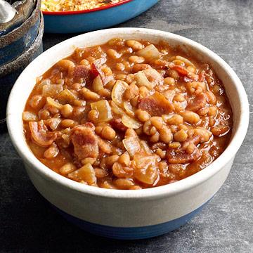 Baked Beans 'n' Bacon