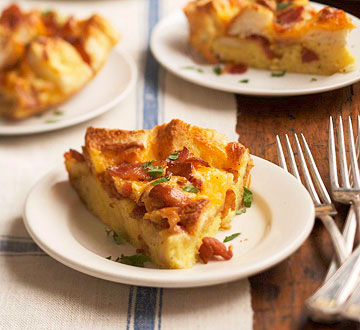 Egg 'n' Bacon Breakfast Casserole