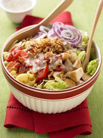Little Traveler's Chopped Salad