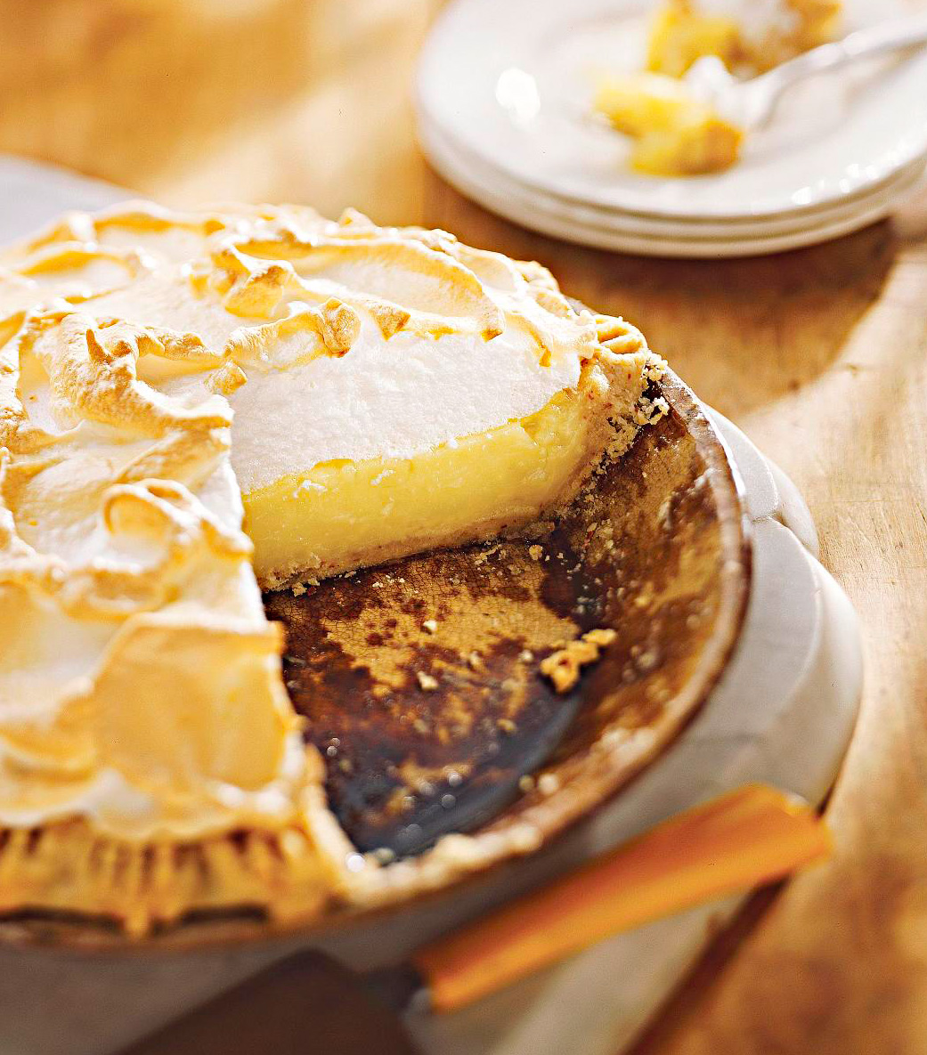 Luke's Lemon Meringue Pie