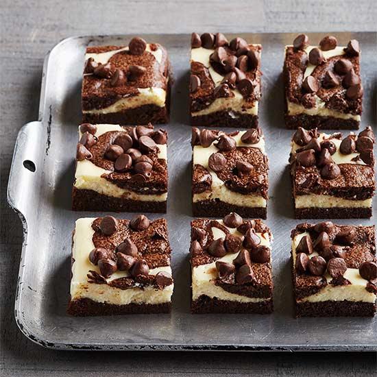 Brownie Bombs