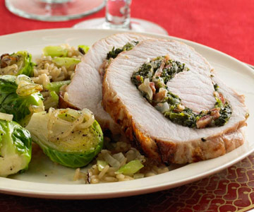 Continue for more holiday recipes and ideas