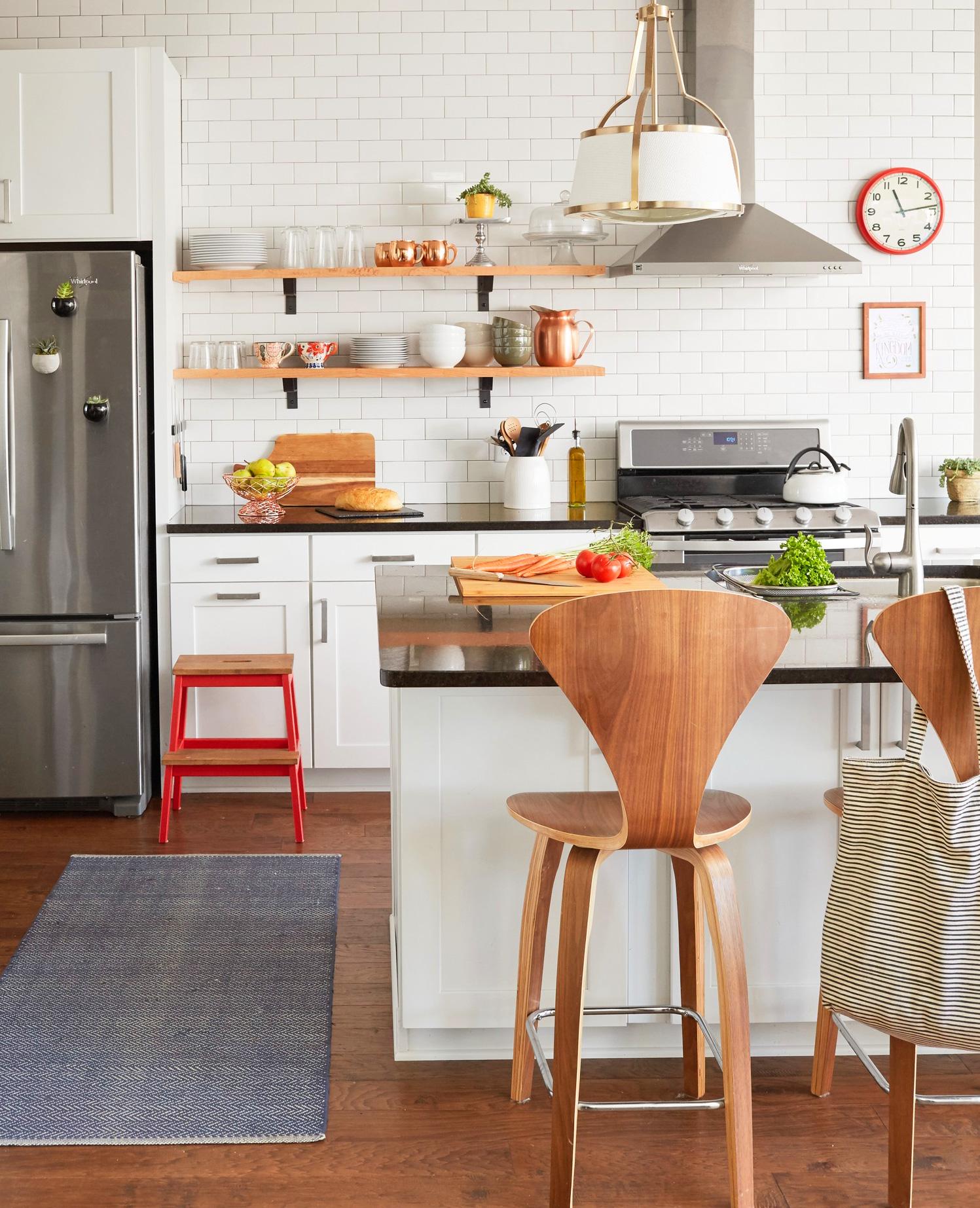 Customized builder kitchen