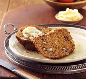 Whole Wheat Apple-Nut Bread