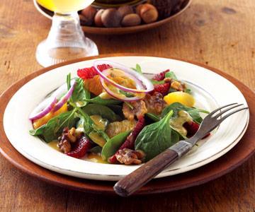 Winter Orange Salad